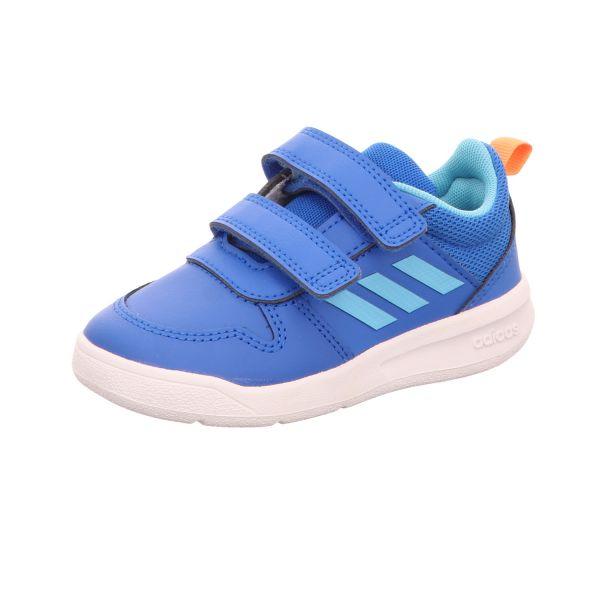 Adidas Mädchen-Slipper-Kletter Tensaur I Blau