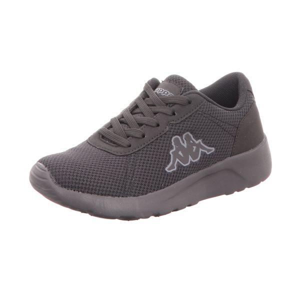 KAPPA Damen-Sneaker Tunes OC W Schwarz