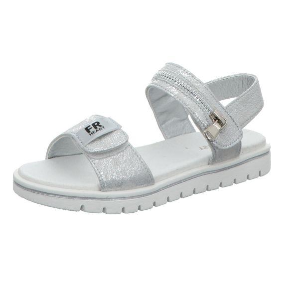 girlZ onlY Mädchen-Sandalette Silber