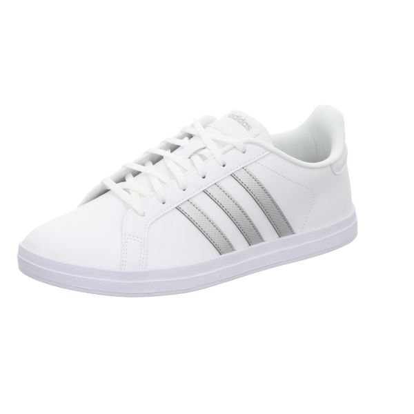 adidas Damen-Sneaker Courtpoint X Weiß