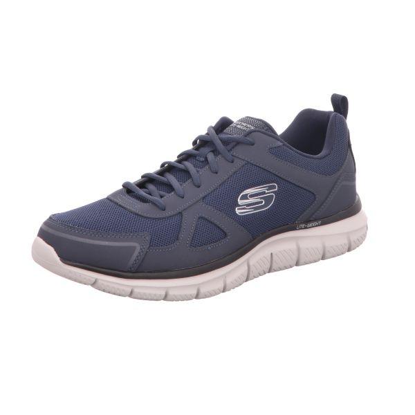 Skechers Herren-Sneaker Track Scloric Blau