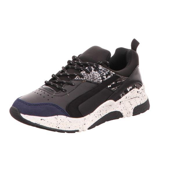 Damen-Sneaker Schwarz