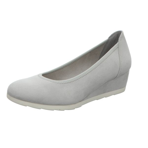 Scarbella Damen-Pumps Grau