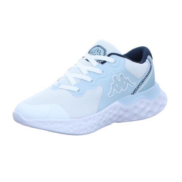KAPPA Damen-Sneaker Zibo Weiß