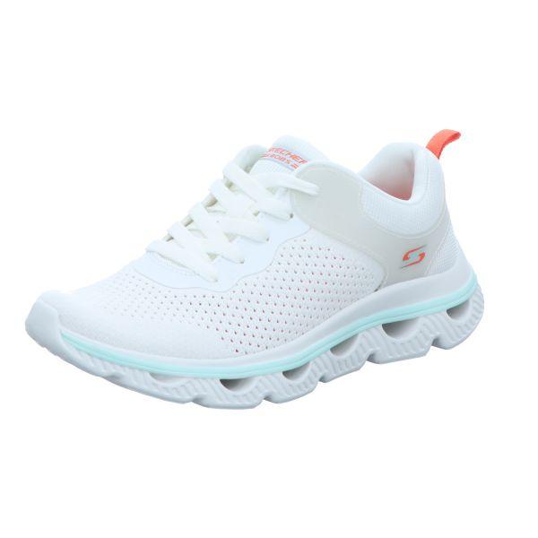 Skechers Damen-Sneaker Arc Waves Weiß