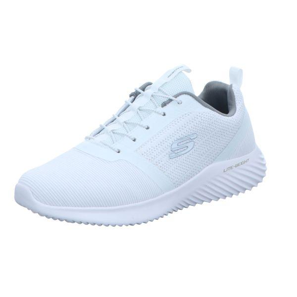 Skechers Herren-Sneaker Bounder Weiß