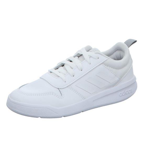 Adidas Mädchen-Sneaker Tensaur K Weiß