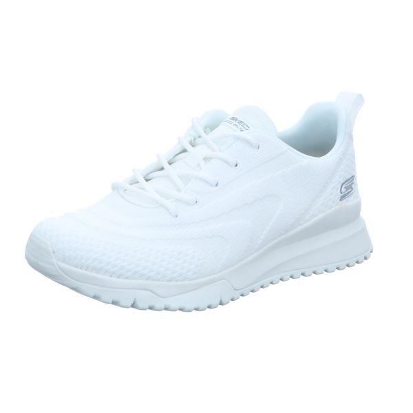 Skechers Damen-Sneaker Bobs Squad 3 Weiß