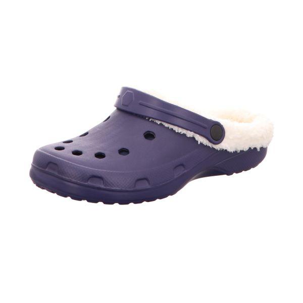 Home Comfort Herren-Pantoffel Blau