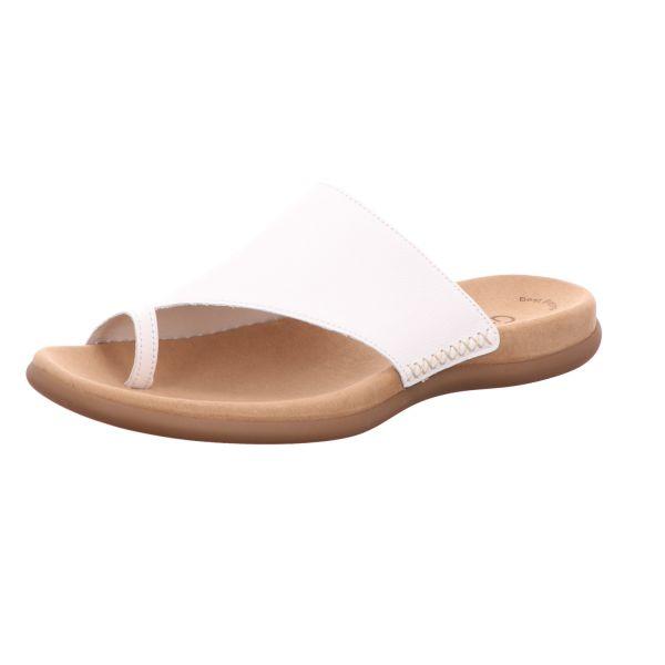 Gabor Damen-Pantolette Weiß