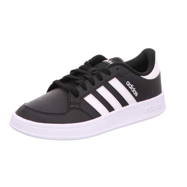 adidas Herren-Sneaker Breaknet Schwarz-Weiß