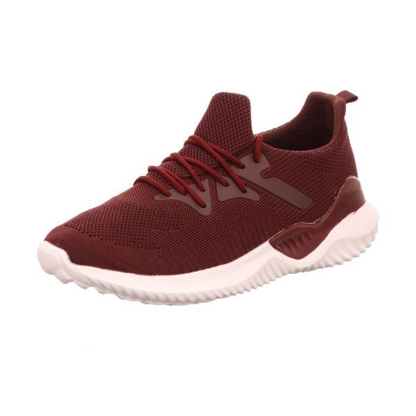 Sneakers Damen-Sneaker-Slipper Rot