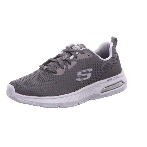 Skechers Herren-Sneaker Dyna-Air Schwarz-Grau