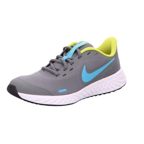 Nike Jungen-Sneaker Revolution 5 Grau