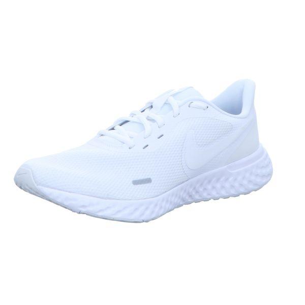 Nike Herren-Sneaker Revolution 5 Weiß