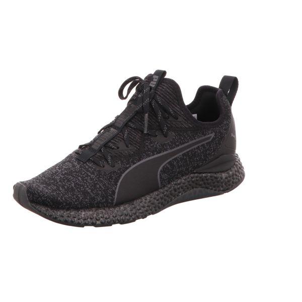 Puma Herren-Sneaker Hybrid Runner Schwarz