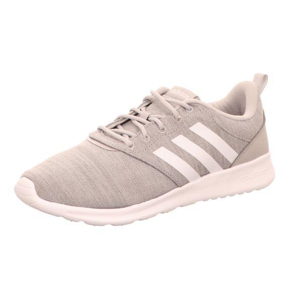 adidas Damen-Sneaker QT Racer 2.0 Grau