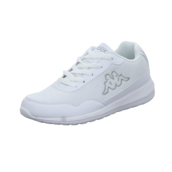 KAPPA Damen-Sneaker Follow OC Weiß