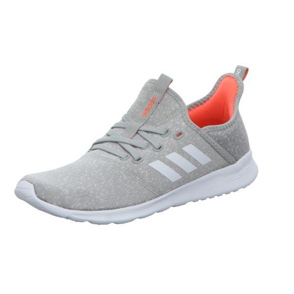 Adidas Damen-Sneaker Cloudfoam Pure Grau