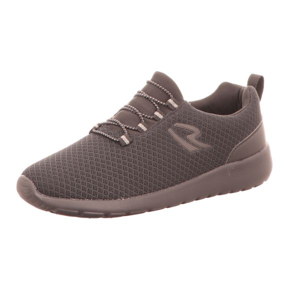 Sneakers Damen-Sneaker-Slipper Schwarz