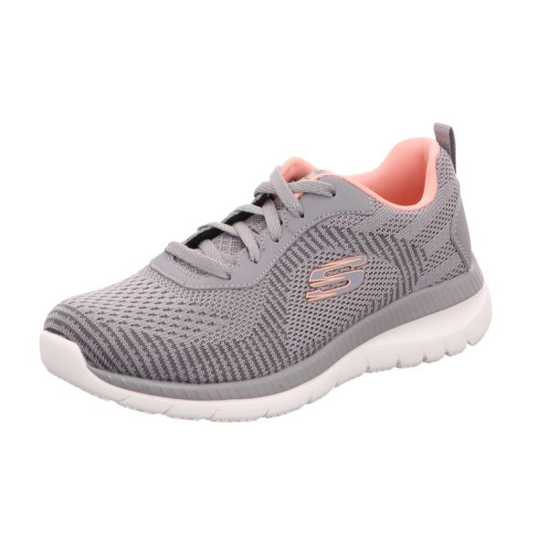 Skechers Damen-Sneaker Bountiful Purist Grau