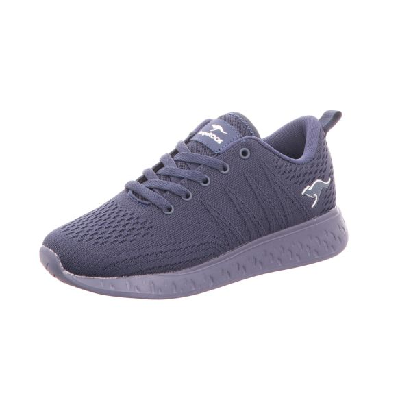 Kangaroos Damen-Sneaker Blau