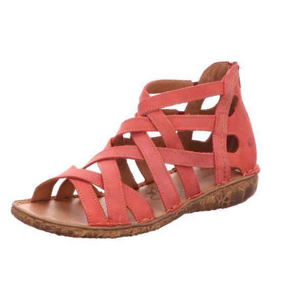 Josef Seibel Damen-Sandalette Rot