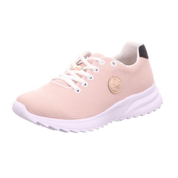 Rieker Damen-Sneaker Rosa