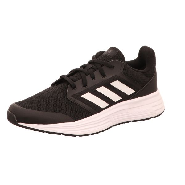 adidas Damen-Sneaker Galaxy 5 Schwarz-Weiß