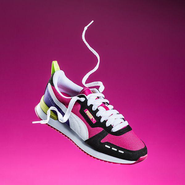 Puma Damen-Sneaker PUMA R78 Pink-Multi