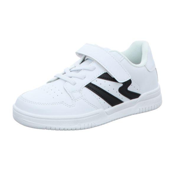 Sneakers Jungen-Slipper-Kletter-Sneaker Weiß
