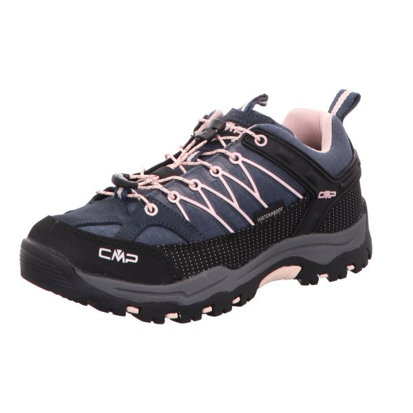CMP Mädchen-Slipper-Kletter Rigel Low Trekking Shoe Grau