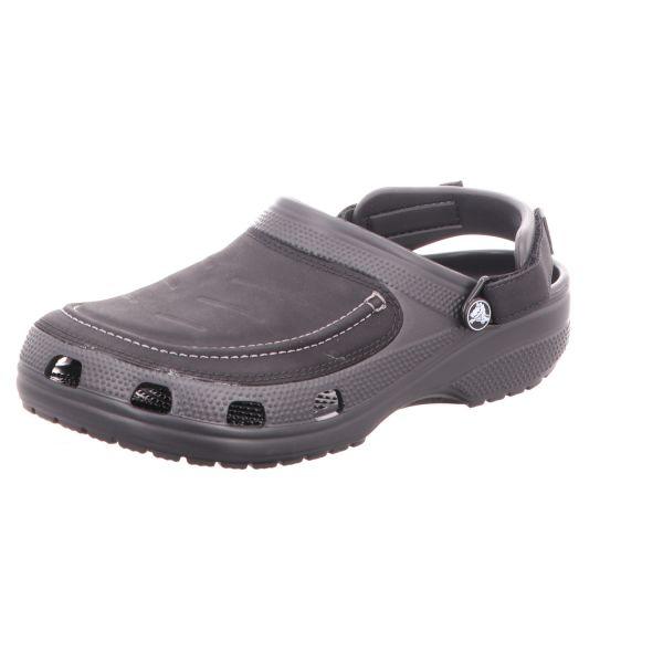 Crocs Herren-Badeschuh Yukon Vista II Clog M Schwarz