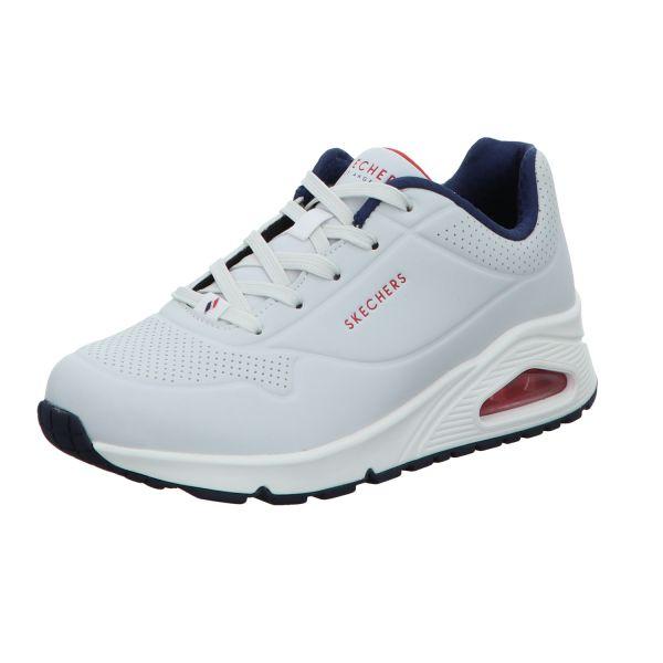 Skechers Damen-Sneaker Uno Stand On Air Weiß