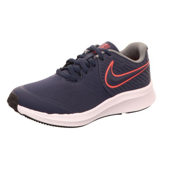 Nike Jungen-Sneaker Star Runner 2 Blau
