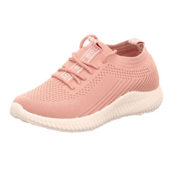 Sneakers Damen-Sneaker-Slipper Pink
