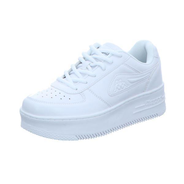 KAPPA Damen-Sneaker Bash PF GC Weiß