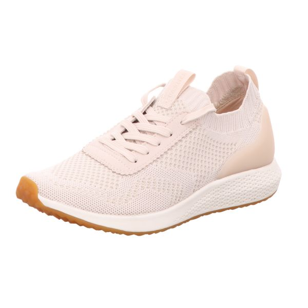 TAMARIS Damen-Sneaker-Slipper Beige
