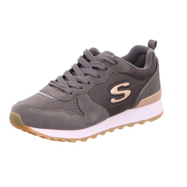 Skechers Damen-Sneaker OG 85 Gold´n Gurl Grau