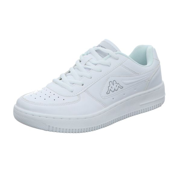 KAPPA Herren-Sneaker Weiß Bash