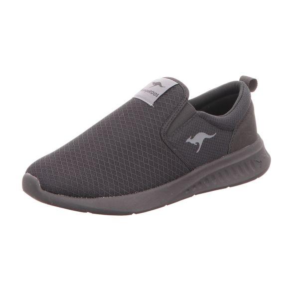 KangaROOS Herren-Sneaker Schwarz