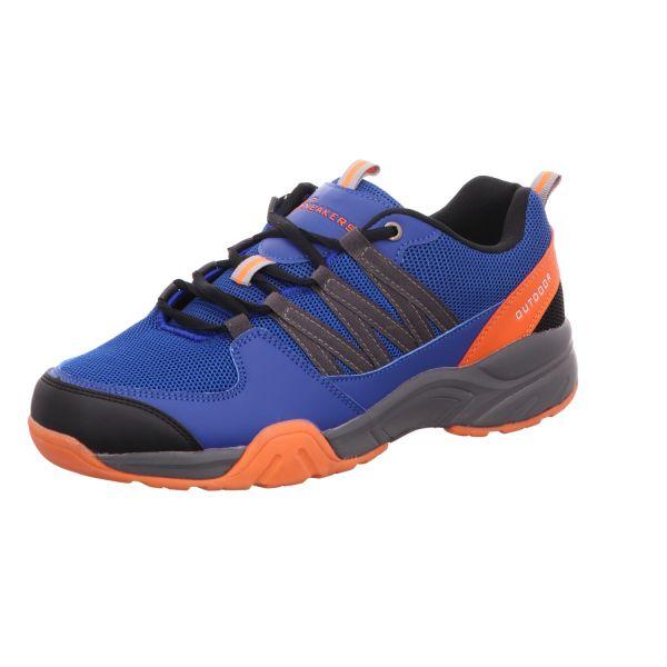 Sneakers Herren-Leichtwanderschuh Blau
