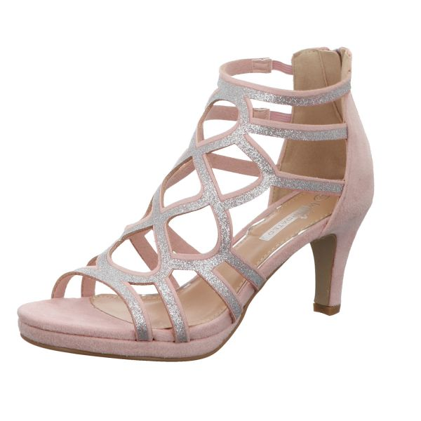 living UPDATED Damen-Sandalette Pink