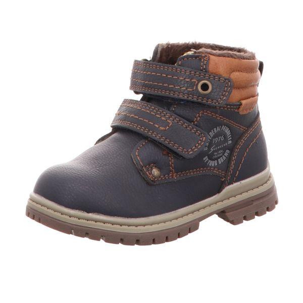 Sneakers Jungen-Stiefelette Blau