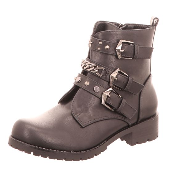 living UPDATED Damen-Stiefelette Schwarz