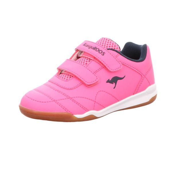 KangaROOS Kinder-Sneaker-Indoorschuh Pink