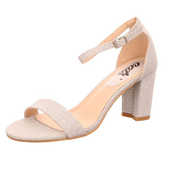 Cats Damen-Sandalette Silber-Grau