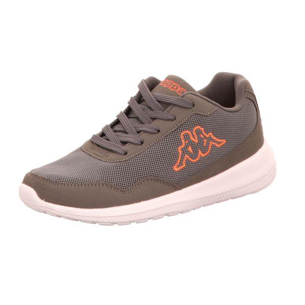 KAPPA Damen-Sneaker Follow NC Grau