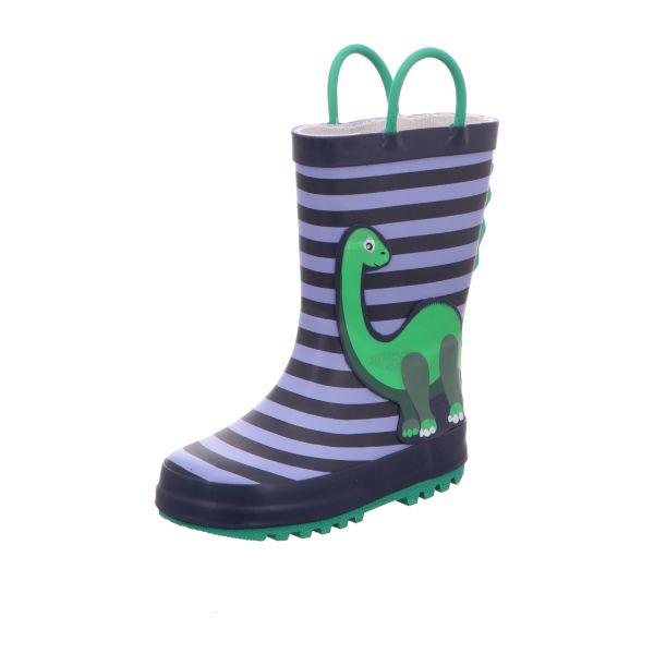 Sneakers Kinder-Gummistiefel Blau