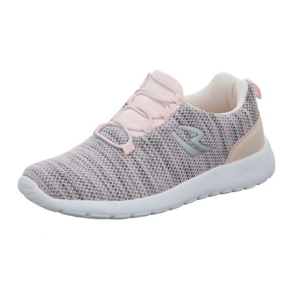 Sneakers Damen-Sneaker-Slipper Silber